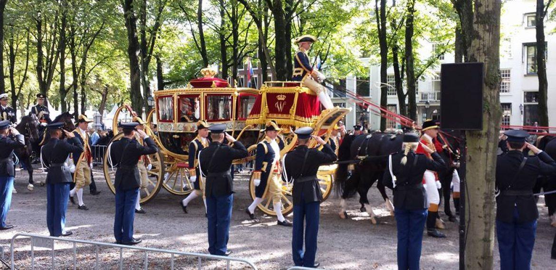 Foto's Prinsjesdag 19 september